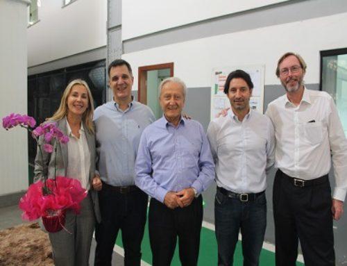 Visita CEO Grupo CIS na Unidade Brasil – 30/10/2018